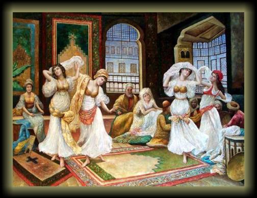 Ancient Bellydance La danza orientale