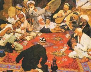 Musica Araba, Danza del Ventre, Danza Orientale