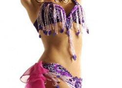 cinta bra La danza orientale
