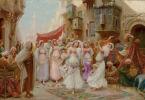 fabio fabbi Danzatrici Orientali Cairo