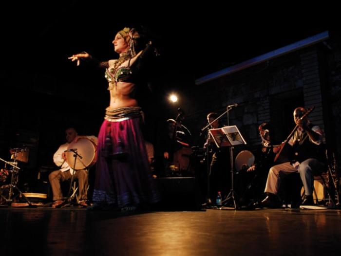 Milagro Acustico - La danza orientale