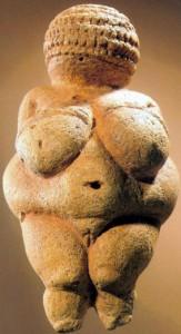 Venere di Willendorf - La danza orientale