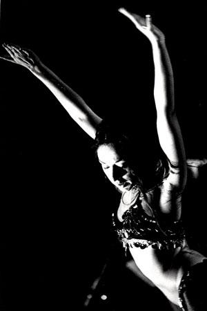 Gaia Scuderi - La danza orientale