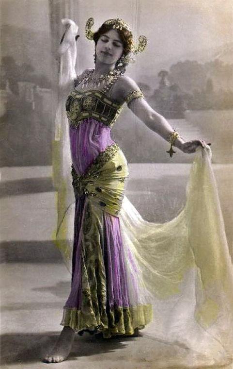 Mata Hari - ladanzaorientale