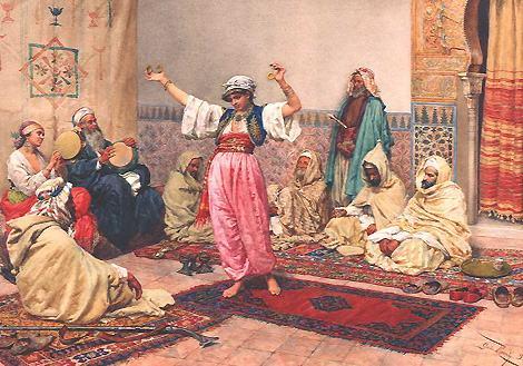 orientalism musicians-ladanzaorientale