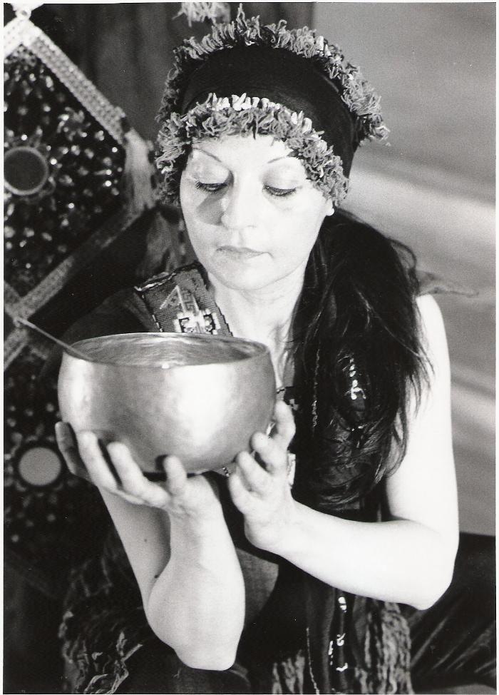Roberta Bongini - La danza orientale