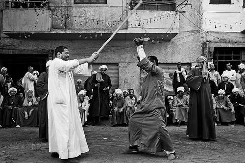 tahtib by Sameh Awad - La danza orientale