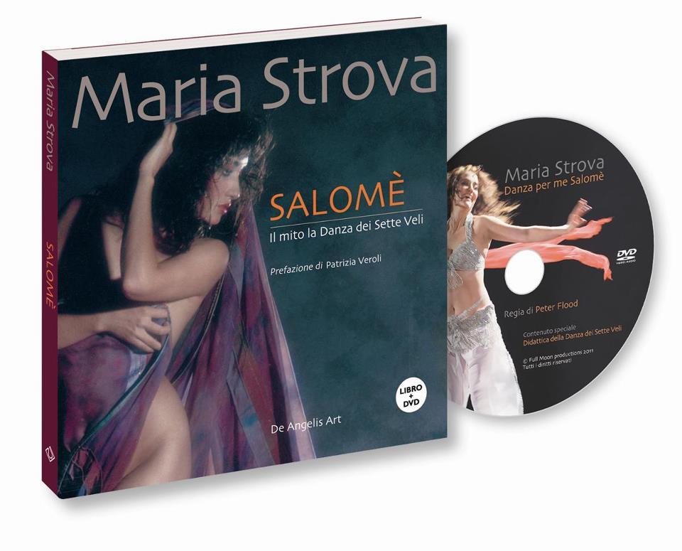 Maria Strova Salome - ladanzaorientale