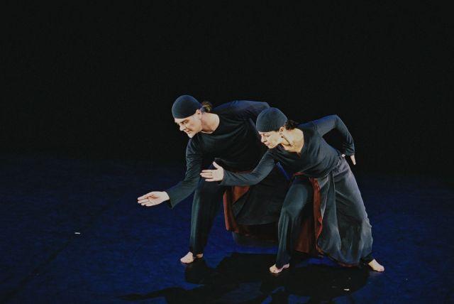 Suraya Hilal e Alessandro Bascioni - Photo by Ursula Kaufmann