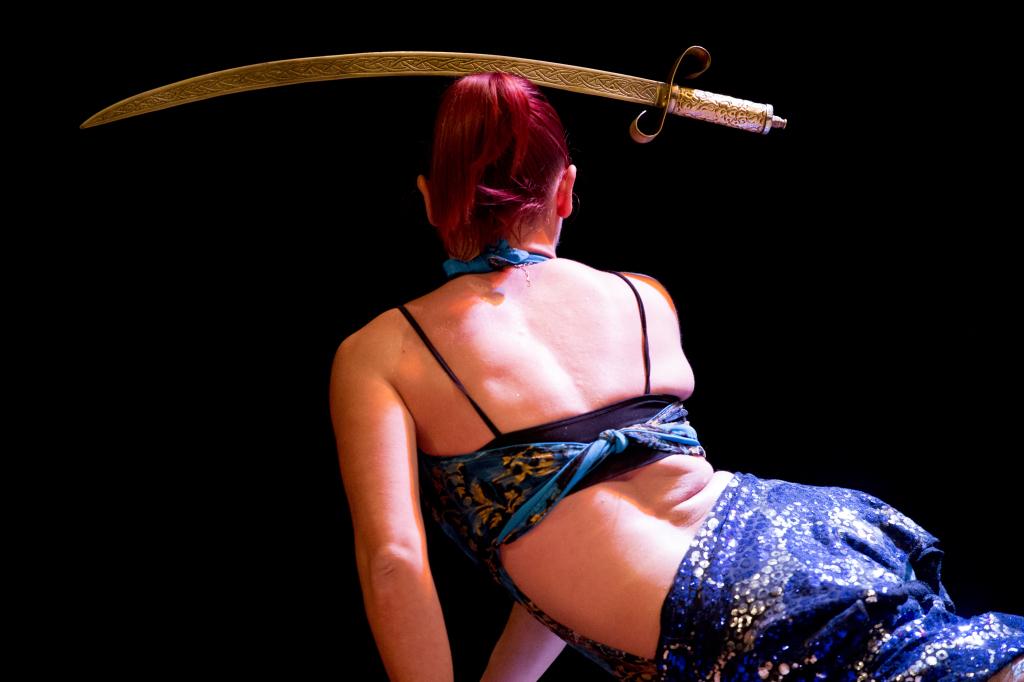 danza con la spada