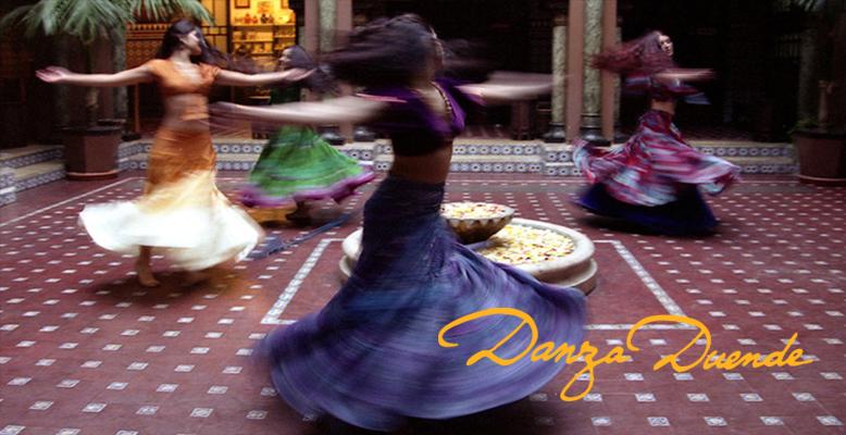 Danza Duende Gypsy