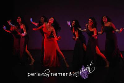 Perla e Amirat ladanzaorientale.com