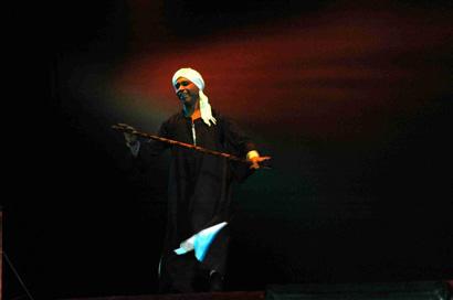 Saad Ismail ballerino coreografo egiziano