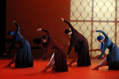 Hilal Dance - un'esibizione