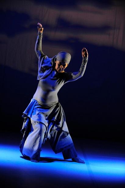 Suraya Hilal danzatrice e coreografa