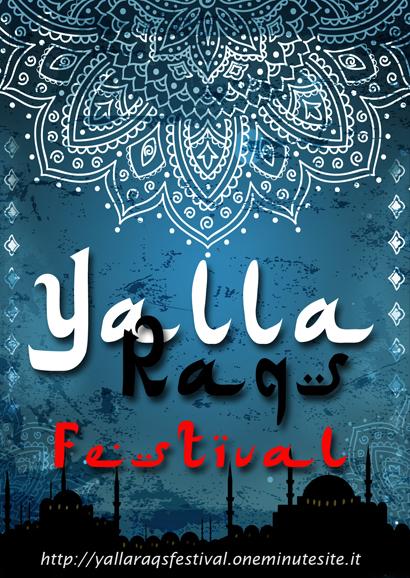 Yalla Raqs Festival - Xmas Event