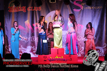 Finale Miss Belly Dance Italy 2012 2013 @ Marhaba! 7