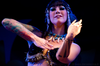 Sharon Kihara Tribal Fusion Artist