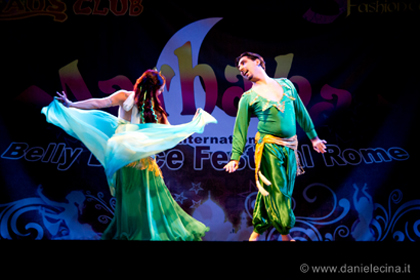 Danila e Kephaa (Duo Oriental) a Marhaba! 2012