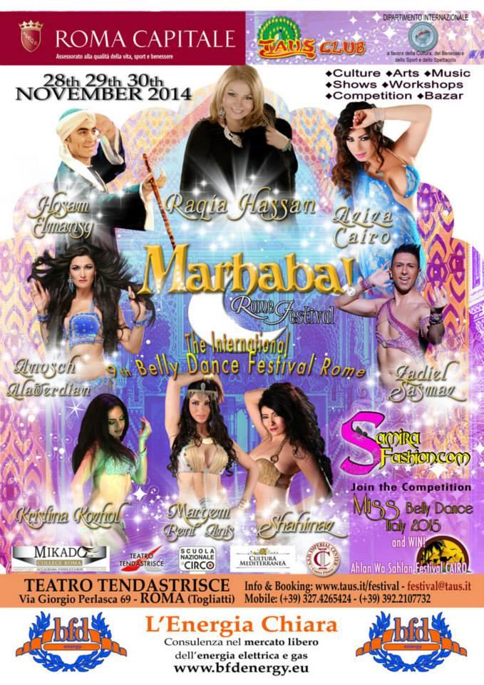 Marhaba Bellydance festival