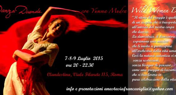 Wild Women Dance