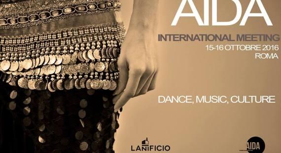 Aida International Meeting 2016